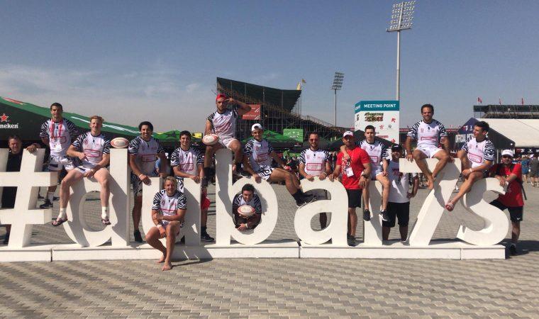 Impi's au Dubai 7s en 2018