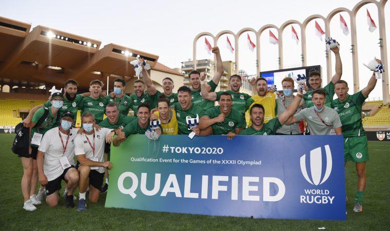 L'Irlande se qualifie pour les Jeux Olympiques de Tokyo. (Photo by Giorgio Perottino)